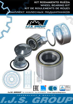 Wheel Bearing In Spanish >> We Are The First Spanish Manufacturer Of Automobile