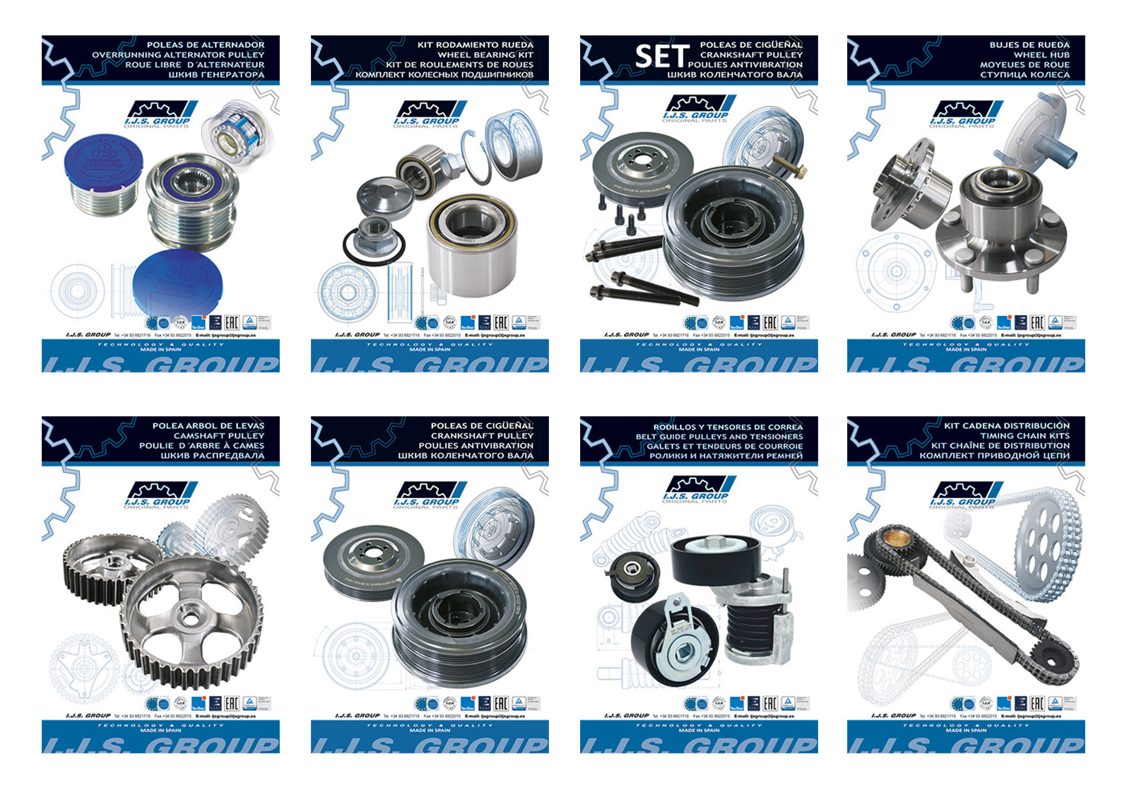 Our new catalogs are available with our last innovations